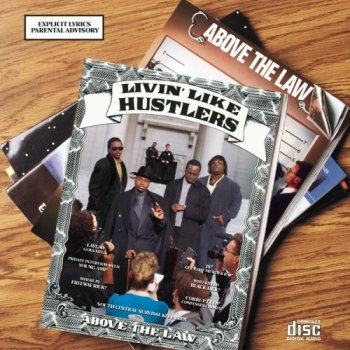 Above The Law-Livin' Like Hustlers 1990