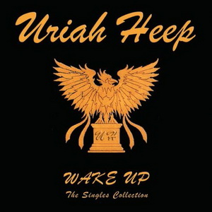 Uriah Heep ● Wake Up: The Singles Collection ● 6CD Box Set Earmark Records