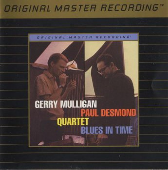 Gerry Mulligan & Paul Desmond - Blues In Time (MFSL UDCD II 1995) 1958