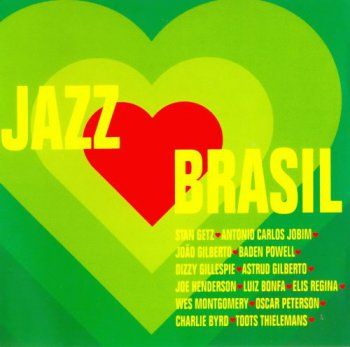 VA - Jazz Brazil Vol.1 (1999)