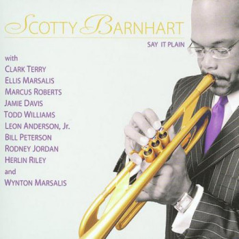 Scotty Barnhart - Say It Plain (2009)