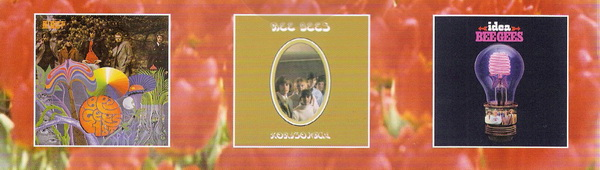 Bee Gees: The Studio Albums 1967-1968 ● 6CD Box Set Reprise Records 2006