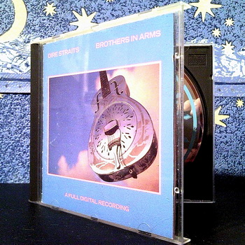 Dire Straits - Brothers In Arms 1985 (Original Masters 1985 Warner Bros. Records. USA)