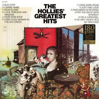 The Hollies - The Hollies' Greatest Hits (Sony BMG / Scorpio Reissue LP VinylRip 24/96) 1973