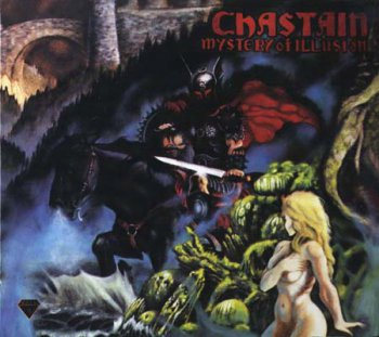 Chastain - Mistery Of Illusion [2008 Reissue] 1985