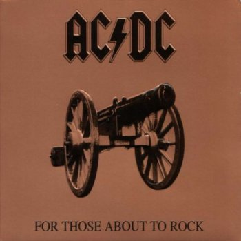 AC/DC - For Those About To Rock (We Salute You) (Warner-Pioneer Japan Original LP VinylRip 24/96) 1981