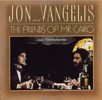 Jon and Vangelis - The Friends of Mr. Cairo (1981)