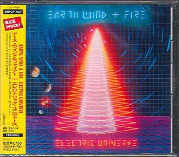 Earth, Wind & Fire - Electric Universe 1983 (Japan DSD Mastering 2004)