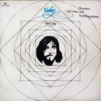 The Kinks - Lola Versus Powerman And The Moneygoround, Part One (Pye Records UK Original LP VinylRip 24/96) 1970