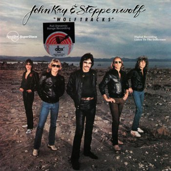 Steppenwolf (John Kay & Steppenwolf) - Wolftracks (Nautilus Records LP VinylRip 24/96) 1982
