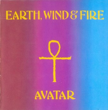 Earth, Wind & Fire - Avatar (1st Press Japan) 1996