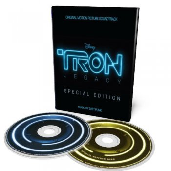 Daft Punk - TRON: Legacy OST (2010) [Special Edition]