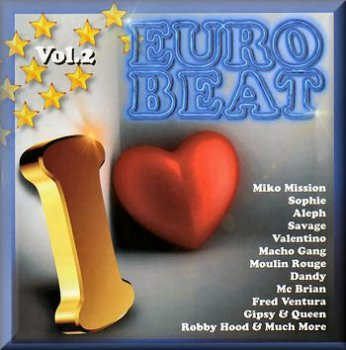 VA - I Love Eurobeat Vol.2 (2003)