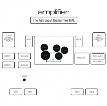 Amplifier - The Astronaut Dismantles HAL  /EP/ (2005)