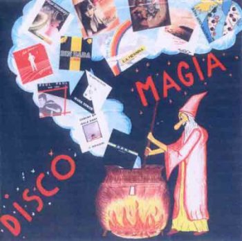 Various Artists - Disco Magia (1984)