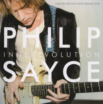 Philip Sayce - Innerevolution 2010 (Limited Edition: CD+Bonus DVD)