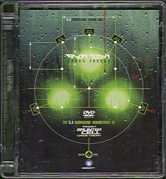 Amon Tobin - Chaos Theory - The 5.1 Surround Soundtrack To Tom Clancy's Splinter Cell