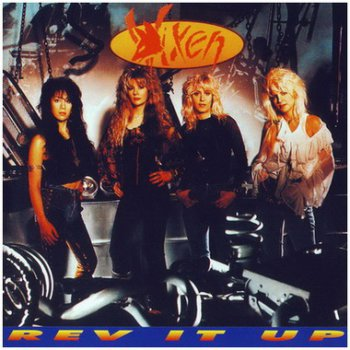 Vixen - Rev It Up [1990] (7bonus tracks '88)