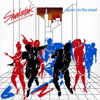 SHAKATAK - Down On The Street (1984,remaster 2008)