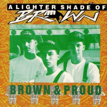 A Lighter Shade Of Brown-Brown & Proud 1990