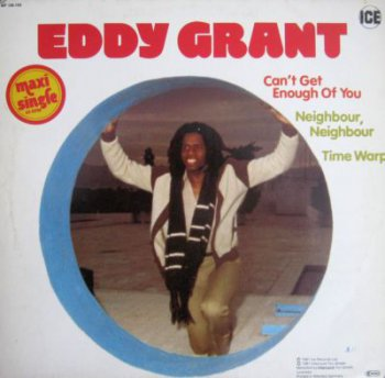 Eddy Grant - Can't Get Enough Of You (Maxi-Single) (1981)