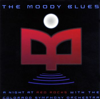 The Moody Blues - A Night at Red Rocks With The Colorado Symphony Orchestra [Polydor / Threshold (314 517 977-2) USA] - 1993 {LIVE}