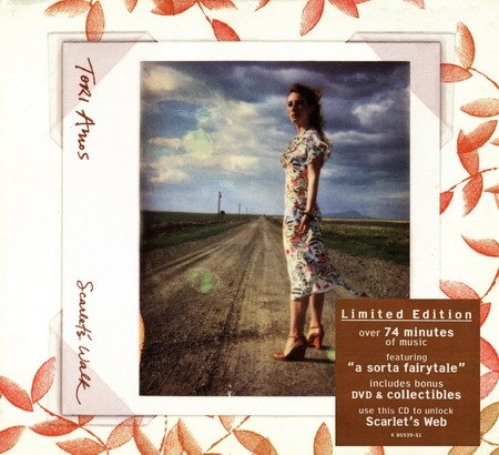 Tori Amos - Scarlet's Walk [Limited Edition] (2002)