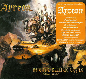 Ayreon - Into The Electric Castle (A Space Opera)  1998 (2CD)
