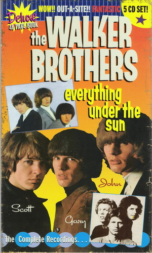 The Walker Brothers: Everything Under The Sun ● 5CD Box Set Universal Music 2006
