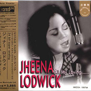 Jheena Lodwick - All My Loving (2004)