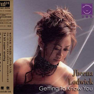 Jheena Lodwick - Getting To Know You (2005)