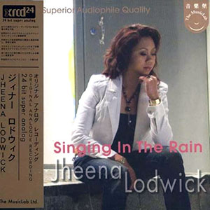 Jheena Lodwick - Singing In The Rain (2007)