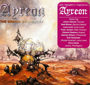 Ayreon - The Dream Sequencer (Universal Migrator Part: 1) 2000