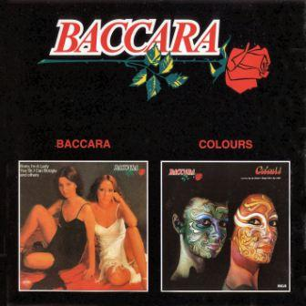 Baccara - Baccara (1977)/Colours(1979)
