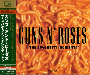 Guns N' Roses - Дискография (Japanese SHM-CDs) (1987-2008)