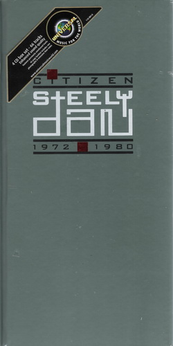 Steely Dan - Citizen Steely Dan: 1972-1980 ● 4CD Box Set MCA Records / Universal Music 1993