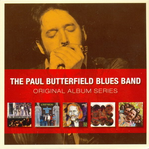 The Paul Butterfield Blues Band: Original Album Series ● 5CD Box Set Rhino Records 2010