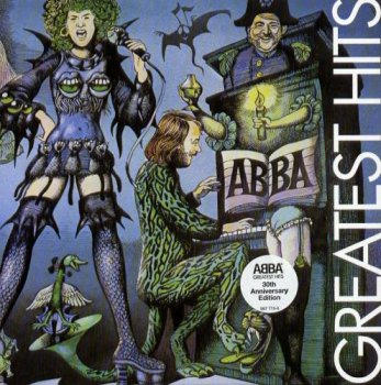 ABBA - Greatest Hits (30th Anniversary Edition) 2006