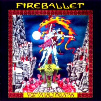 Fireballet . Night on Bald Mountain . 1975