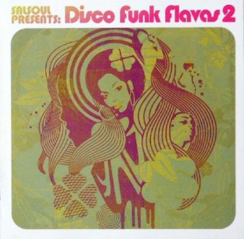 VA - Salsoul Presents: Disco Funk Flavas 2 (2004)