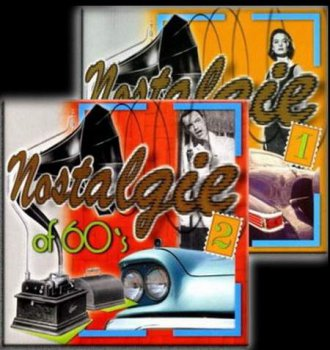 VA - Nostalgie Of 60's Vol.1 - 5 (2001)