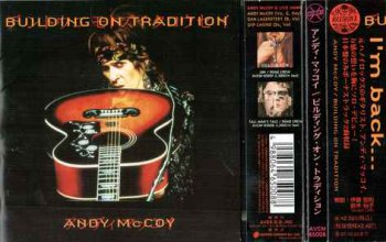 Andy McCoy - Building On Tradition [Japan]