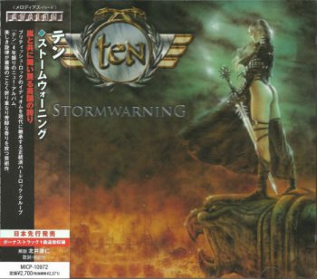 Ten - Stormwarning (Japan Edition) (2011)