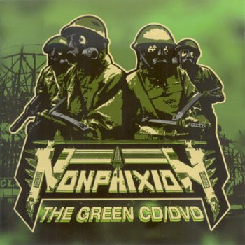 Non Phixion-The Green CD 2004