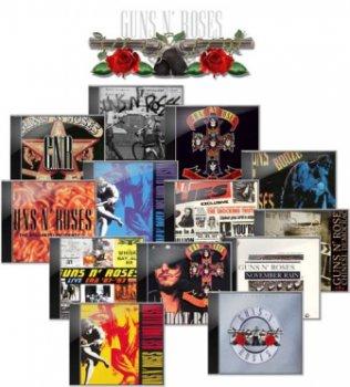 Guns N` Roses - Дискография (1987-2004)
