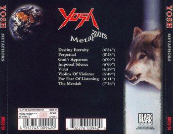 Yosh - Metaphors 1996