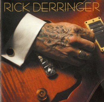 Rick Derringer - Free Ride (2002)