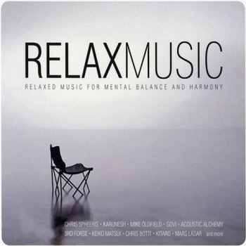 VA - Relax Music Vol.1,2 (4CD's) - (2008-2009)