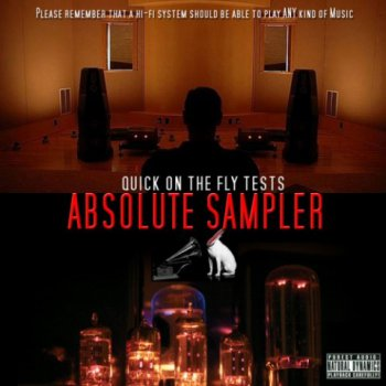 Test CD Absolute Sampler Quick On The Fly Tests  2010