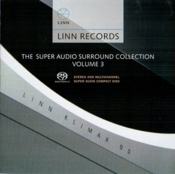 Test CD Linn Records - The Super Audio Surround Collection Volume 3  2007